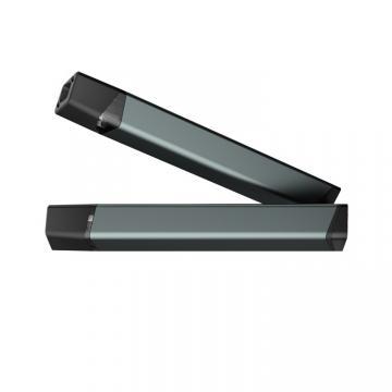 Изготовленный на заказ логотип керамическая катушка одноразовые vape ручка 1 мл пустая маленькая оптом масло cbd vape ручка