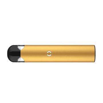 Япония Полный керамический наконечник без подтеков 510 нить картридж белый 1 мл одноразовые cbd vape ручка