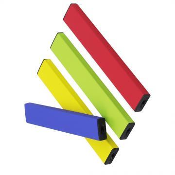 Предложение на складе высокое качество CBD Vape ручка кнопка батареи батарея Регулируемое напряжение 510 нить преднагреватель батарея