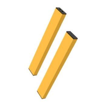Beyou оптовая продажа 1100 мАч золото КБР одноразовые Vape ручка USB электронная сигарета Vape 510 нитки батарея