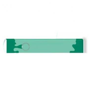 Горячая продажа 300 puffs КБР пустая электронная сигарета одноразовые vape ручка 510 одноразовые Buttonless испаритель КБР масло конопли ручка