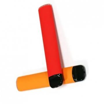Горячая продажа 1,25 мл распылитель большой емкости 510 картридж один раз вейп ручка
